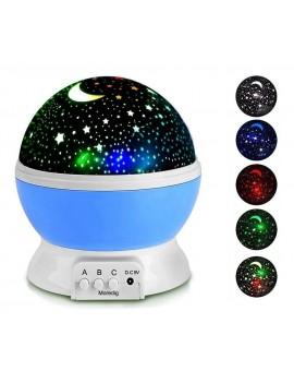 Velador Proyector Star...