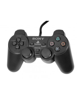 Joystick Sony Ps2 Con Cable...
