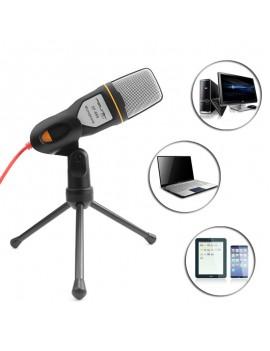 Mini Microfono Periodista...