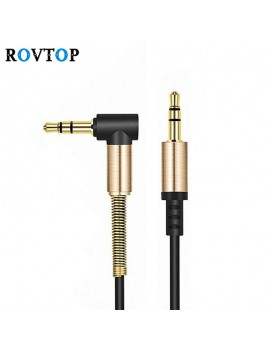 Cable Miniplug Metalico...