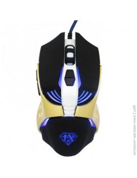 Mouse Gamer RGB Jiexin 2000DPI