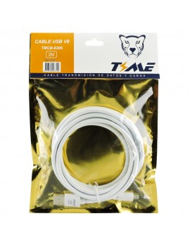 Cable Micro Usb 2M Time 2A