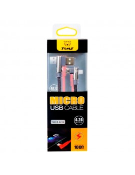 Cable Micro Usb Time 4.2A...