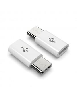 Adaptador Micro USB Hembra...