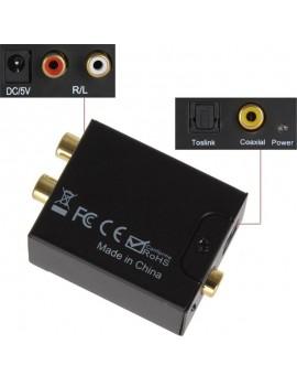 Conversor Audio Digital A...