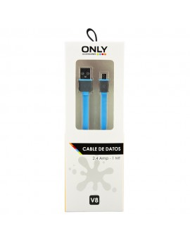 Cable Micro Usb Plano Only...