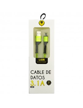 Cable Micro Usb Mallado Only 3.1A MOD 29