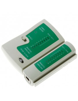 Tester De Cable Utp Rj45...
